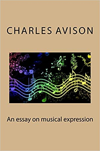 charles avison essay on musical expression