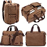 15 Inch Laptop Bag,Sheng TS Hybrid Multifunction Briefcase - Best Reviews Guide