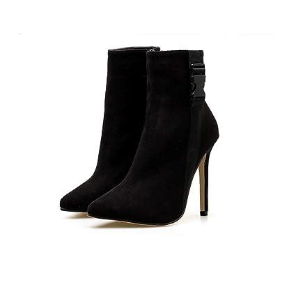 estilo moderno diseño de calidad detalles para Sandalette-DEDE Zapatos para Mujer/Botas Botas Americanas ...