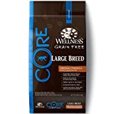 Cheap Wellness CORE Natural Grain Free Dry Dog Food, Large Breed, 26-Pound Bag