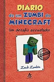 Diário de um zumbi do Minecraft - Um desafio assustador