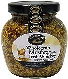 Lakeshore Wholegrain Mustard with Irish Whiskey, 7.23 Ounce