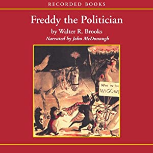 Freddy the Politician Audiobook