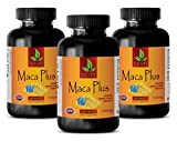 Natural male enchantment pills increase size and length - MACA PLUS 1300mg