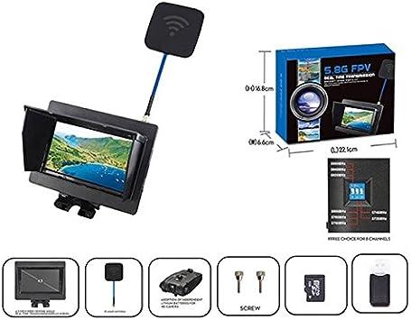 Kit FPV para Syma X5c X5 X5SC: Amazon.es: Juguetes y juegos