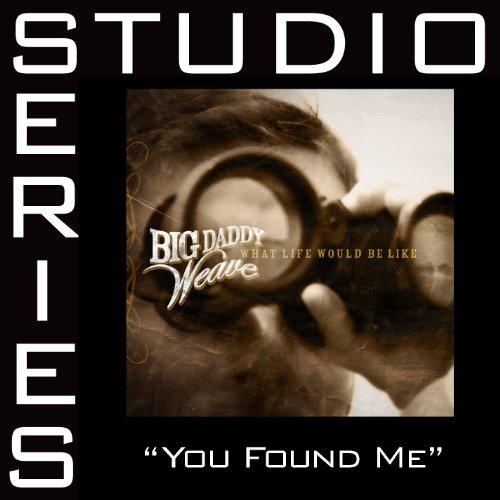 You Found Me [Studio Series Pe...