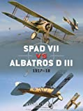 Spad VII vs Albatros D III 1917-18, Jon Guttman, 1849084750