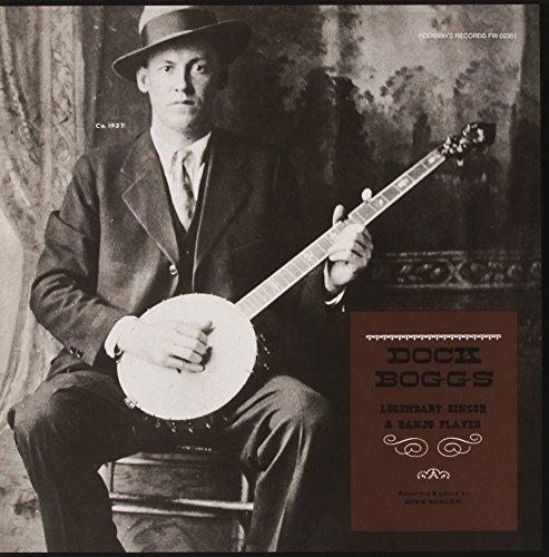 Legendary Singer & Banjo Player [Vinyl]