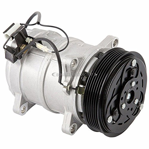 New Premium Quality AC Compressor & A/C Clutch For Volvo 850 C70 S70 V70 & XC70 - BuyAutoParts 60-00845NA (Volvo Air Conditioning)