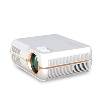 Amazon.com: Mankvis Proyector Home Theater HD Office ...