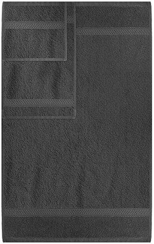 Utopia-Towels-Premium-8-Piece-Towel-Set-Grey-2-Bath-Towels-2-Hand-Towels-and-4-Washcloths-Cotton-Hotel-Quality-Super-Soft-and-Highly-Absorbent