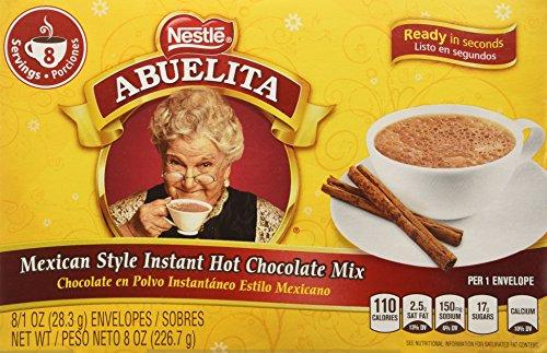 Abuelita Mix Inst Hot Choc, 8/1 OZ, 2 pk
