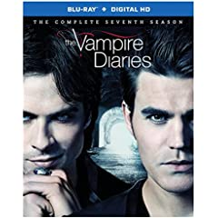 The Vampire Diaries: The Complete Seventh Season on Blu-ray and DVD August 16th from Warner Bros.