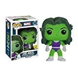 Funko Pop! Marvel She-Hulk Glows in the Dark #147 (2016 Comikaze Exclusive)