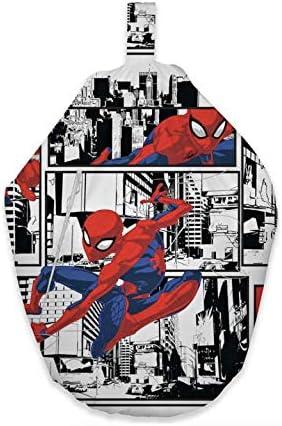 Opulence Trading Marvel Spiderman Metropolis Bean Bag - H52, W52, D38cm
