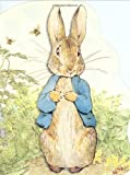 Peter Rabbit Large Shaped Board Book