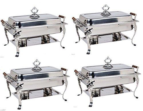 Rectangular Chafing Dish - 4
