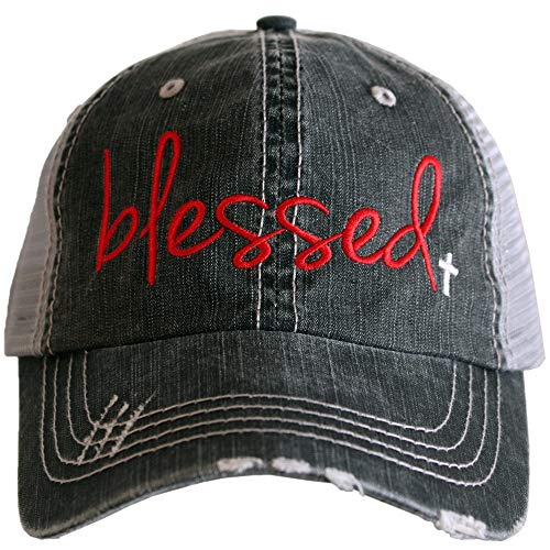 2a2b8236e8846 Blessed Women s Trucker Hats Caps by Katydid