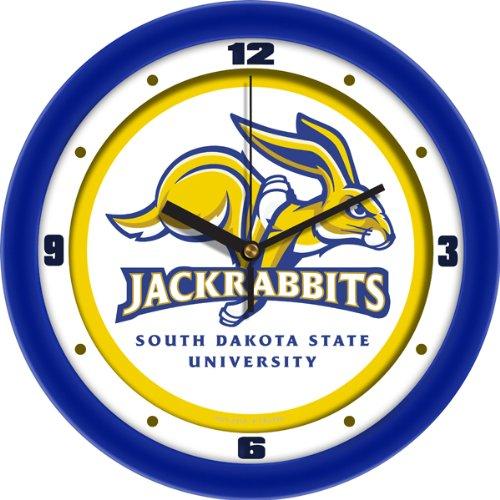 SunTime NCAA South Dakota State Jackrabbits Traditional Wall Clock