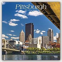 Pittsburgh Calendar 2020 Pittsburgh 2020 Calendar: Browntrout Publishing: 9781975409166