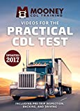 Mooney CDL Training DVD Video Course with Pre Trip Inspection, Driving, Backing for CDL Practical Exam. 31 CDL Videos to Prepare for CDL Driving Exam or Test.