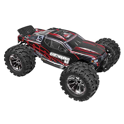 Redcat Racing Earthquake 3.5 Monster Truck Nitro 2-Speed with 2.4GHz
