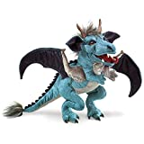Folkmanis Puppets Sky Dragon Hand Puppet, Blue