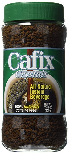 Internatural Foods Cafix Crystals, Jar, 7.05 -Ounce (Pack of 3)