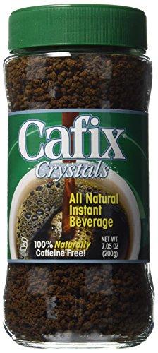 Internatural Foods Cafix Crystals, Jar, 7.05 -Ounce (Pack of 3) ()