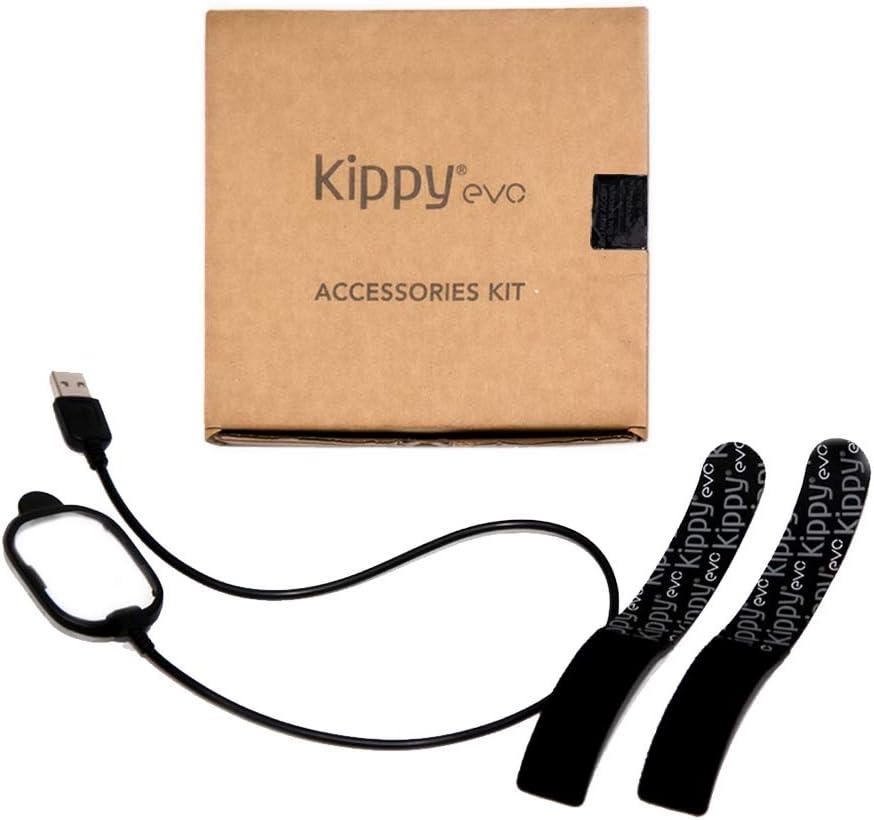 Kippy - Kit de Piezas de Repuesto Kippy EVO - Reemplazo de Accessorios para GPS para Perros y Catos