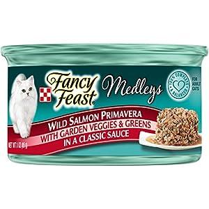 Purina Fancy Feast Medleys Primavera Collection Gourmet Wet Cat Food - (24) 3 oz. Cans