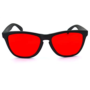 76cb387a90a Image Unavailable. Image not available for. Color  WESTLINK Color Blind  Glasses Black