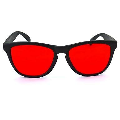 49e7d19e359 Image Unavailable. Image not available for. Color  WESTLINK Color Blind  Glasses Black