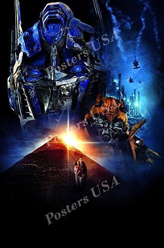 Posters USA - Transformers Revenge of the Fallen Optimus Pri