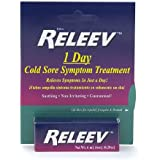 RELEEV 1 Day Cold Sore Treatment 6 mL (Pack of 3)