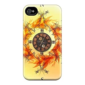 Jeffrehing GGHlzQD6642pNRPx Protective Case For Iphone 4/4s(to Guide Your Way)