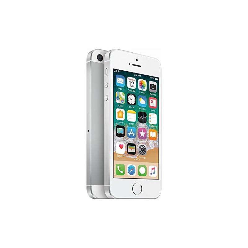 Apple iPhone SE, GSM Unlocked, 64GB - Si