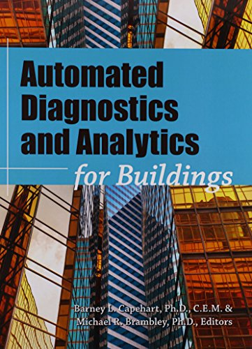 Automated Diagnostics and Analytics for Buildings by Fairmont Press