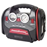PowerStation PSX2 Automotive Battery Jumpstarter with Inflator, Worklight and 12V DC Power Source