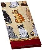 Ulster Weavers Cats Galore Linen Tea Towel