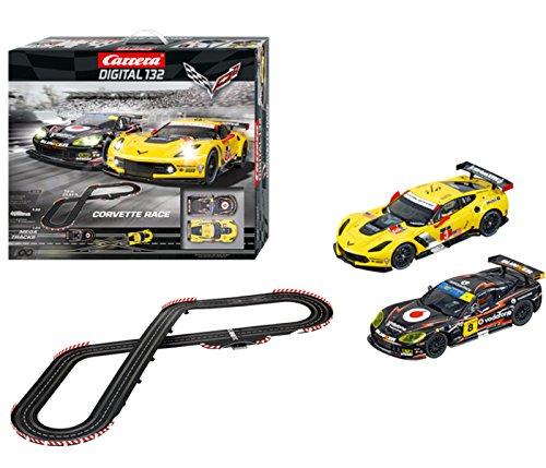 Carrera Corvette Race Slot Car Track from Carrera