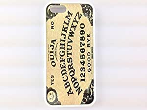 Iphone 5, Iphone 5s Ouija Board Inspired Case, for Those Spiritually Inquisitive Individuals. Free Screen Protector!