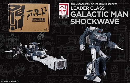 Transformers Generations Selects Leader Shockwave