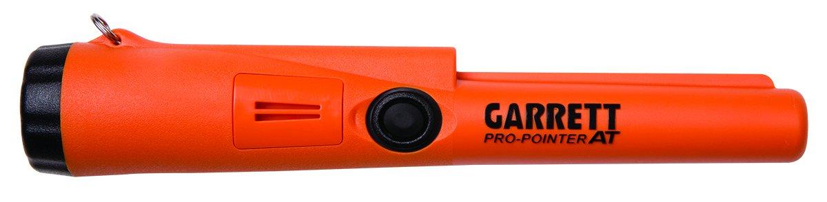 Garrett 1140900 Pro-Pointer AT Waterproof Pinpointing Metal Detector, Orange by Garrett