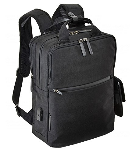 Connect BackPack 2-770-BK 28cm B07632NQFP