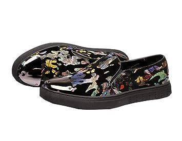 Hombres Bomba 3D Impreso Mocasines Moda Casual Zapatos Perezosos Ronda Toe Banda Elástica Deslizamiento En Zapatos De Placa UE Tamaño 38-43: Amazon.es: ...