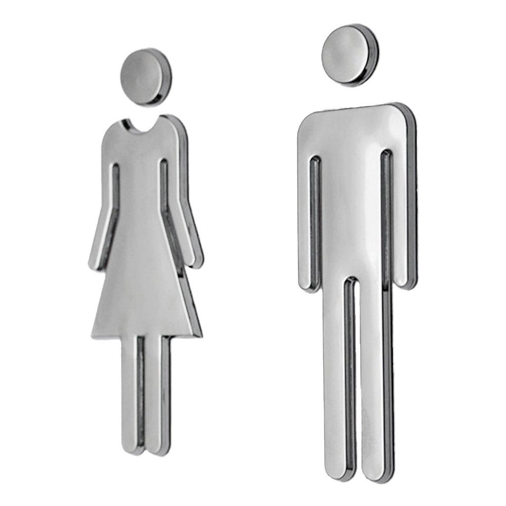 Bagno uomini donne - Toilette da bagno ...