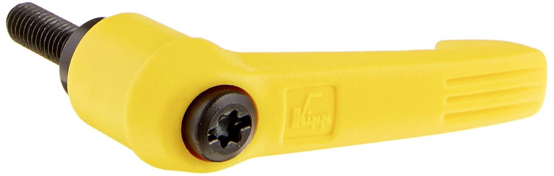 15 mm Screw Length Metric Kipp 06610-10516X15 Fiberglass Reinforced Plastic//Steel Adjustable Handle with M5 External Thread,Novo/·Grip Style K0269.10516X15 Bright Yellow Color Novo/·Grip Style KIPP Inc Steel Components Size 1
