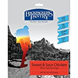 Cheap BACKPACKER'S PANTRY Sweet and Sour Chicken One Color One Size