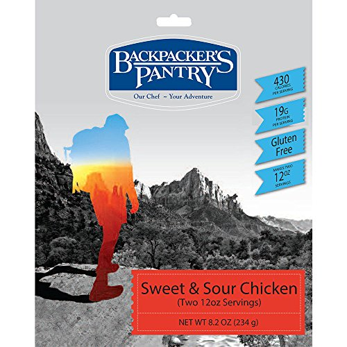 Backpacker Sweet and Sour Chicken One Color One Size